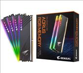 GIGABYTE, AORUS, RGB, MEMORY, 16GB, KIT, (2x, 8GB), DDR4, 3600MHZ, 1.35V, WITH, 2x, RGB, DEMO, MODULE,