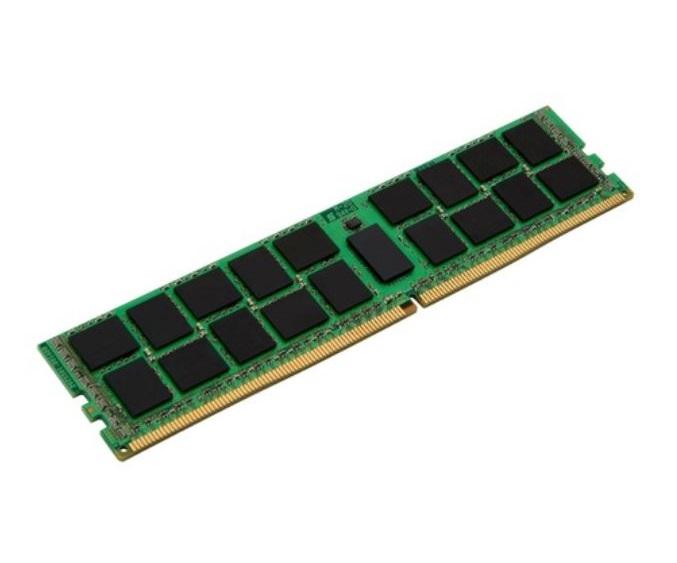 Kingston, 16GB, 2666, DDR4, ECC, R, CL19, DIMM, 1RX4, MIC,