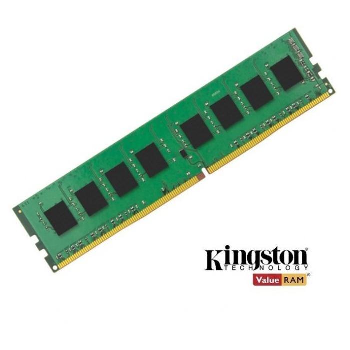 KINGSTON, 4GB, DDR4-2400, NON-ECC, UNBUFFERED, DIMM,