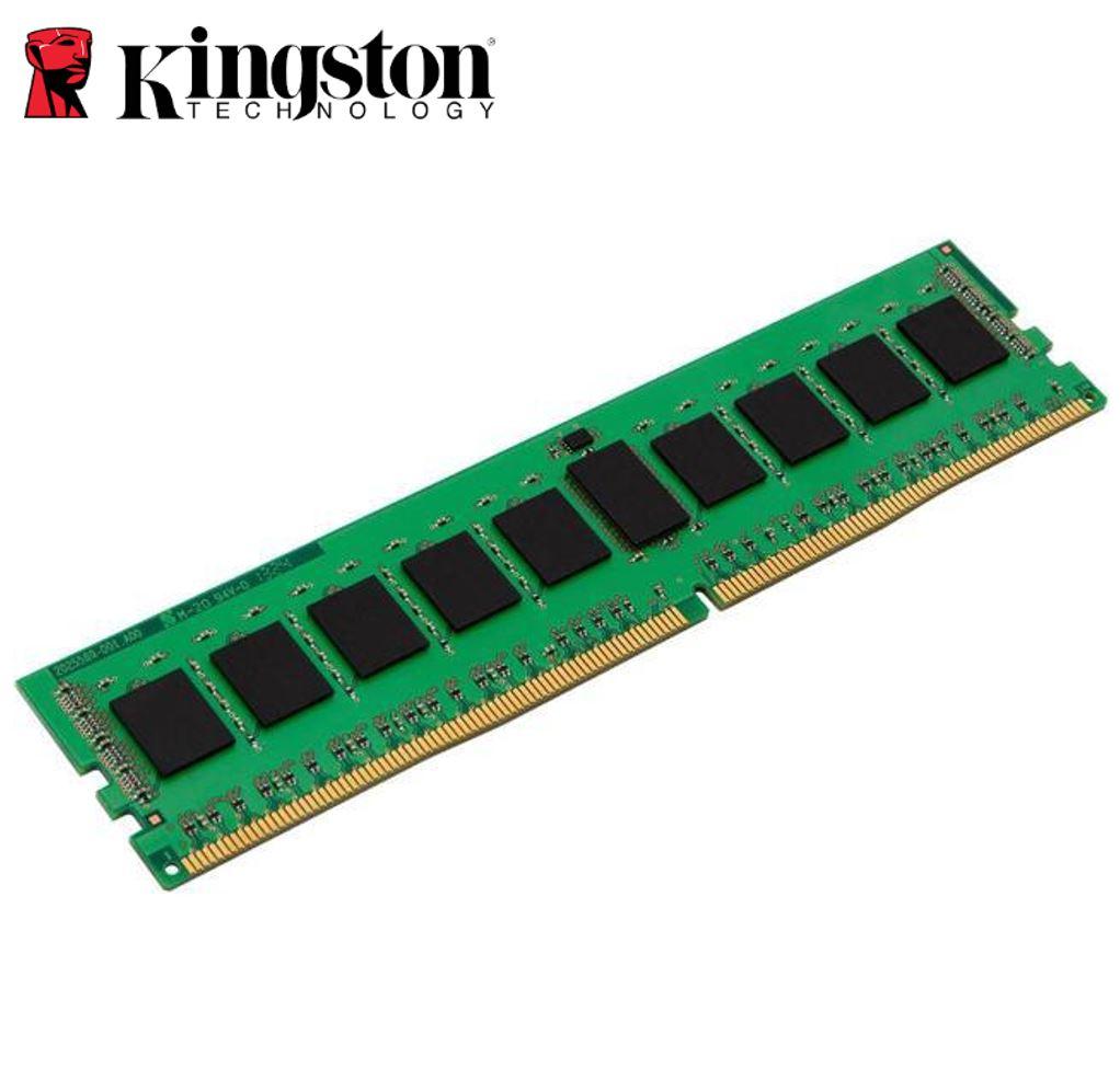 KINGSTON, 16GB, DDR4-2666MHz, NON-ECC, CL19.,
