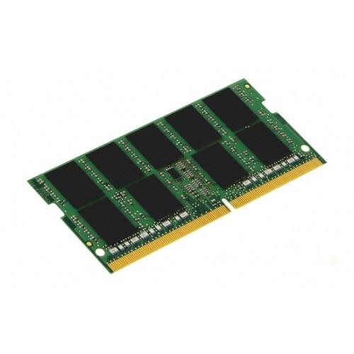 KINGSTON, 16GB, 2666, DDR4, NON-ECC, CL19, SODIMM,