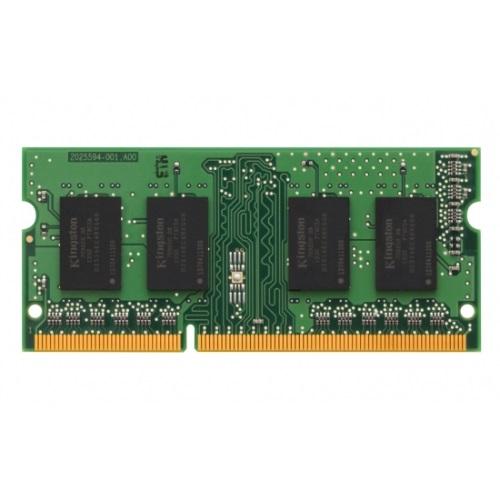 KINGSTON, 4GB, 1600MHz, DDR3L, Non-ECC, CL11, SODIMM,