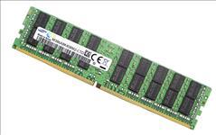 Samsung, 64GB, (1x64GB), DDR4, RDIMM, 2666MHz, CL19, 1.2V, ECC, Registered, 4Rx4, PC4-21300V-L, Server, Memory, RAM,