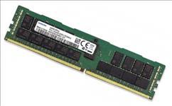 Samsung, 64GB, (1x64GB), DDR4, RDIMM, 2933MHz, CL21, 1.2V, ECC, Registered, 2Rx4, PC4-23466U-R, Server, Memory, RAM,