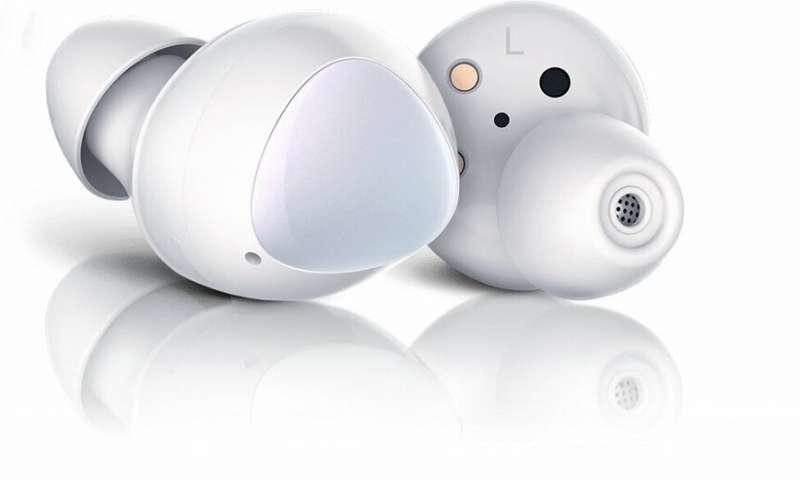 Samsung, Galaxy, Earbuds, White,