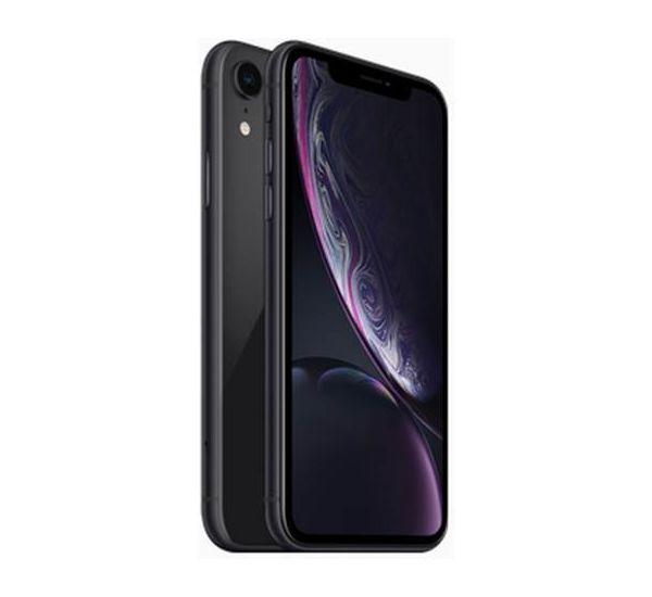Apple, iPhone, XR, 64GB, BLACK,
