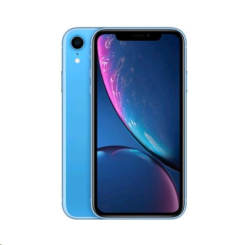 Apple, iPhone, XR, 64GB, BLUE,