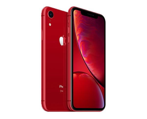 Apple, iPhone, XR, 64GB, RED,