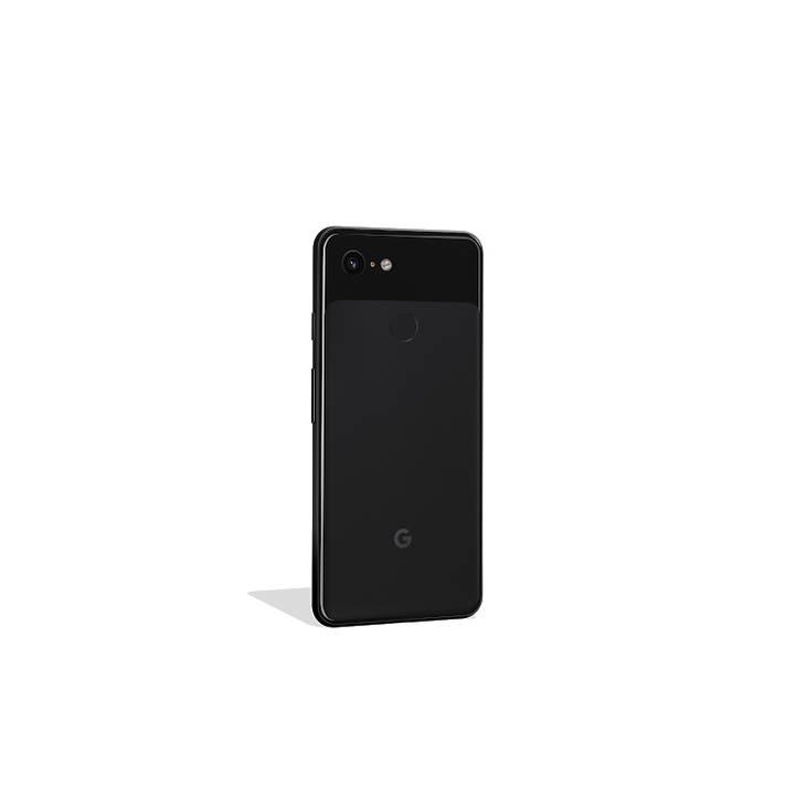 Google, Pixel, 3, 128Gb, 4GX, Black,