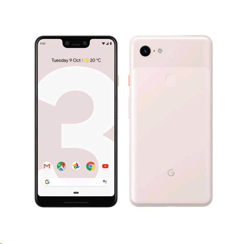 Google, Pixel, 3, 128Gb, 4GX, -, Not, Pink,
