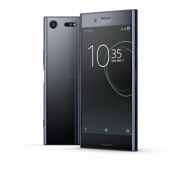 Sony, Xperia, XZ, Premium, Black, 4GX,
