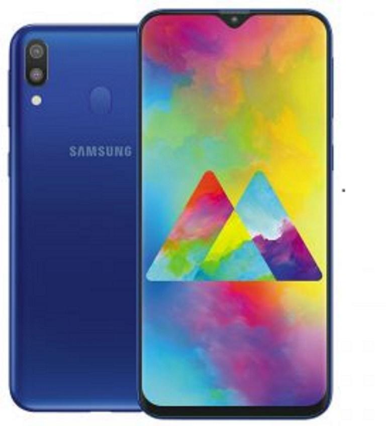 Samsung, Galaxy, A20, Blue,
