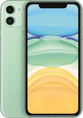 Apple, iPhone, 11, 64GB, Green,
