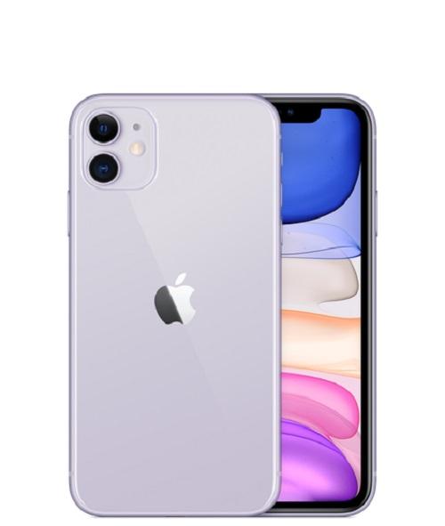 Apple, iPhone, 11, 64GB, Purple,