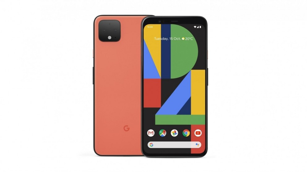 Google, Pixel, 4, XL, 64GB, 4GX, Orange,