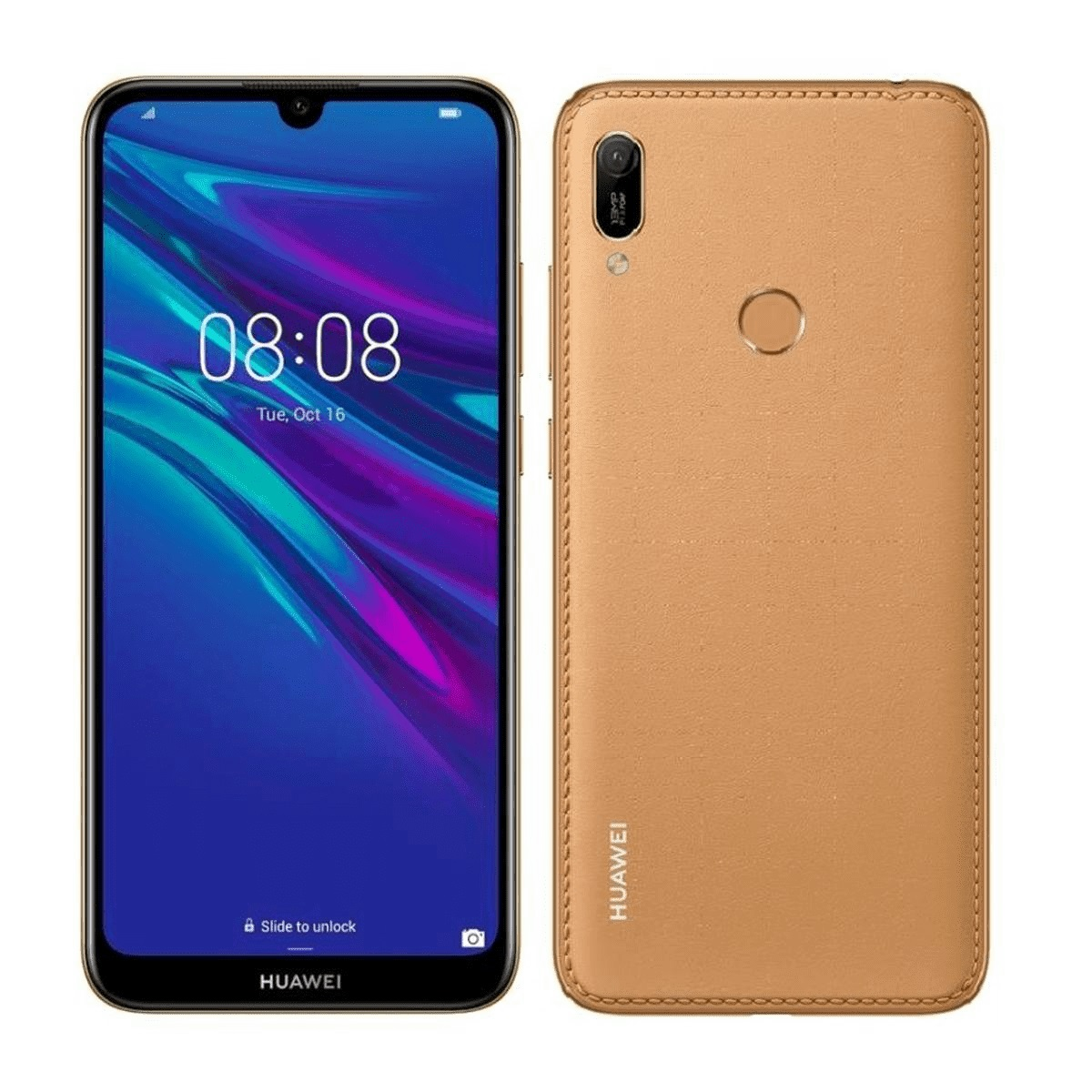 Huawei, Y5, 4G, 32GB, 2019, 5.7″, Screen, –, Amber, Brown-, Dual, SIM, (Unlocked),