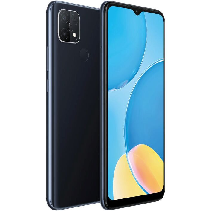 Oppo, A15, 32GB, Dynamic, Black, -, 6.5, HD+, Diagonal, Screen, Media, Tek, Helio, P35, CPU, Dual, Sim, 3GB, RAM, AI, Tri-Camera, 4230,