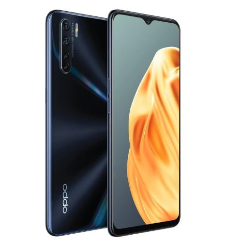 Oppo, A91(Mona), 4G, Dual, Sim, 128GB, Lightening, Black, -, 6.4, AMOLED, Screen, Mediatek, Helio, Processor, Quad, Camera, 128GB, Inbui,