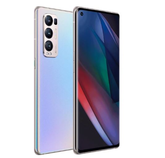 Oppo, Find, X3, Neo, Galactic, Silver, -, 6.55, 12GB, RAM, 256GB, Internal, memory, 50MP, Quad, Camera, with, IMX766, 4500, mAh, Batter,