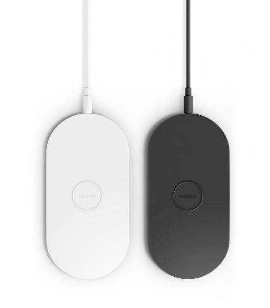 Nokia, WirelessCharging, Pad, Bk, Suits, Nokia, 820/920, Black,