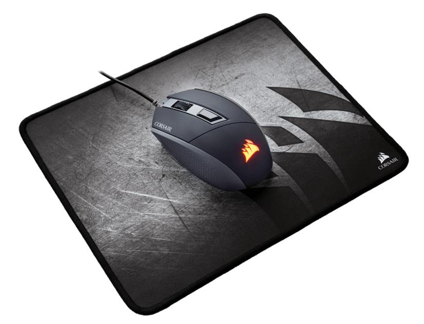Corsair, MM300, Anti-Fray, Cloth, Gaming, Mouse, Mat, Medium, Edition, 360mm, x, 300mm, x, 3mm,