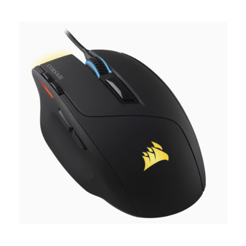 Corsair, SABRE, RGB, Gaming, Mouse, 1000, dpi., 8, Programmable, Buttons,
