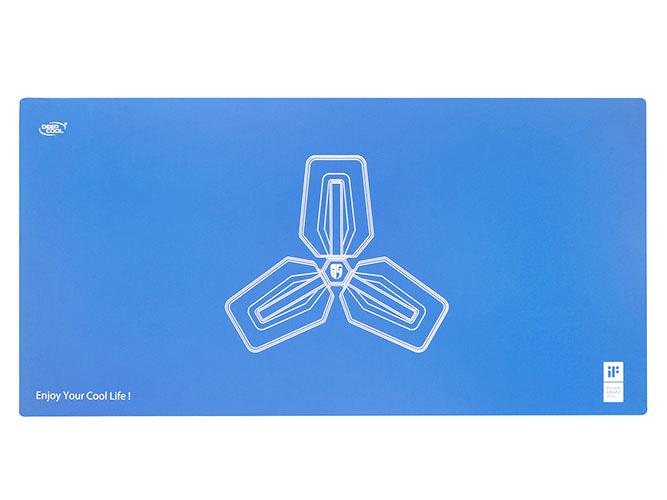 Deepcool, D-Pad, Massive, Mouse, Pad, /, Desk, Pad, 800x400x4mm, Blue(LS),