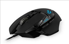 Logitech, G502, HERO, HIGH, PERFORMANCE, GAMING, MOUSE,