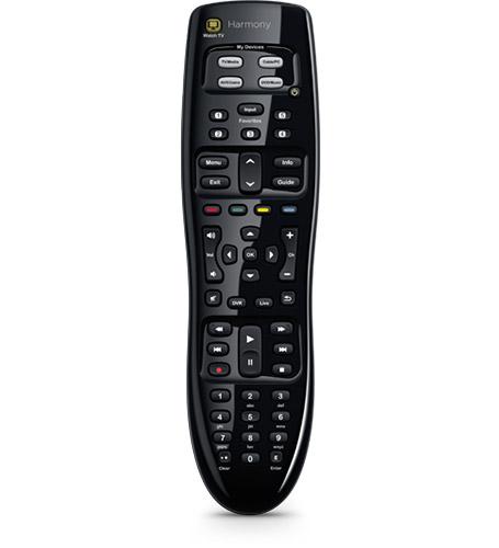 Logitech, Harmony, 350, Universal, Remote,