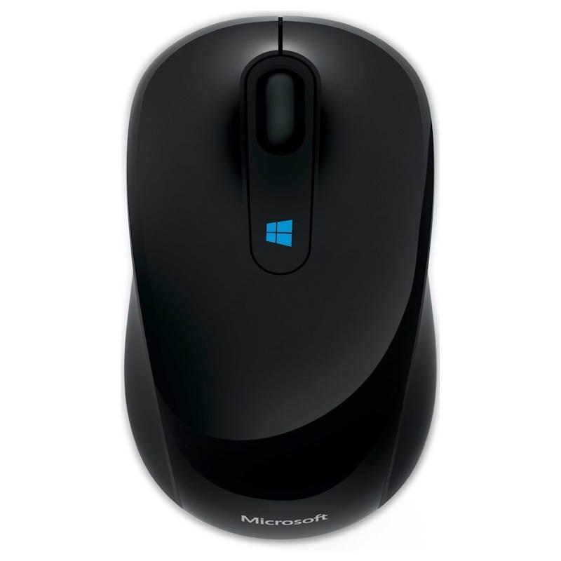 Microsoft, Sculpt, Mobile, Mouse, Win7/8, APAC, Hdwr, Blk,
