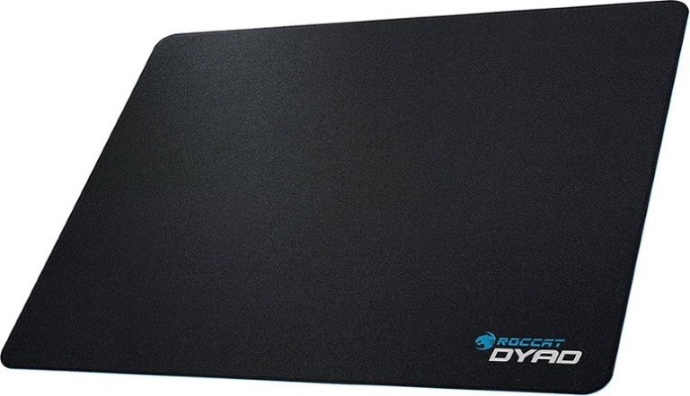 Roccat, DYAD, Reinforced, Cloth, Gaming, Mousepad,