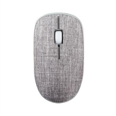 Rapoo, 3510PLUS, 2.4G, wireless, fabric, optical, mouse, Grey, (LS),