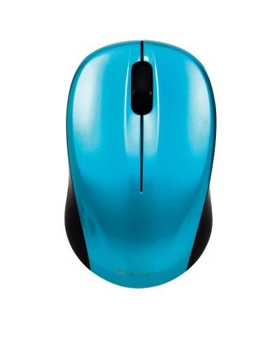 Verbatim, GO, Nano, Blue, Mouse, Wireless, Optical,