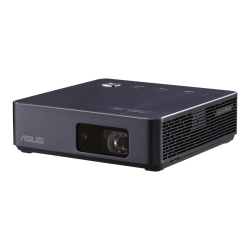 ASUS, S2, Portable, LED, Projector, 500, Lumens, Built-in, 6000mAh, Battery, Up, to, 3.5-hour, Projection, Power, Bank,