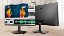 Aoc, 24B2XH/75, FHD, IPS, VGA/HDMI, W-LED,