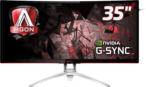 Aoc, 35IN, CURVED, NVIDIA, G-SYNC, 3440X1440, 120,
