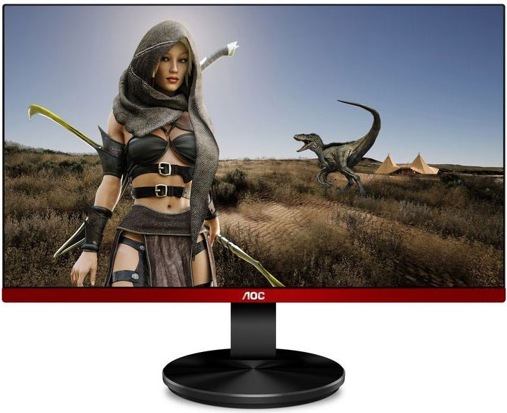 AOC, AGON, G2590VXQ, 24.5, Inch, FHD, 1ms, FreeSync, 75Hz, Gaming, Monitor,