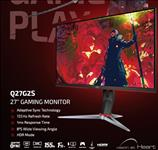 Aoc, Q27G2S/75, QHD, 155HZ, 1MS, GAMING, IPS,