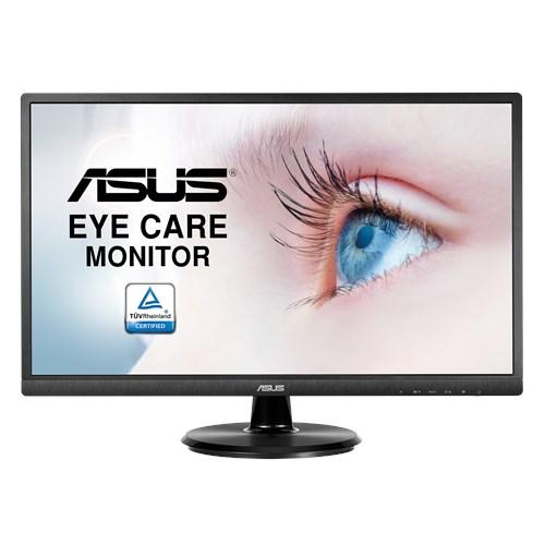 ASUS, VA249HE, 23.8, Eye, Care, Monitor, Full, HD, Flicker, Free, Blue, Light, Filter, Anti, Glare, HDMI,