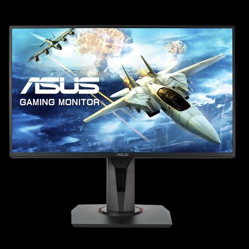 Asus, VG258QR, 24.5IN, TN, FHD, HDMI, DP, DVI-D, 3Y,