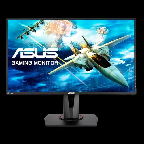 Asus, VG278QR, 27IN, TN, FHD, HDMI, DP, DVI-D, 3Y,