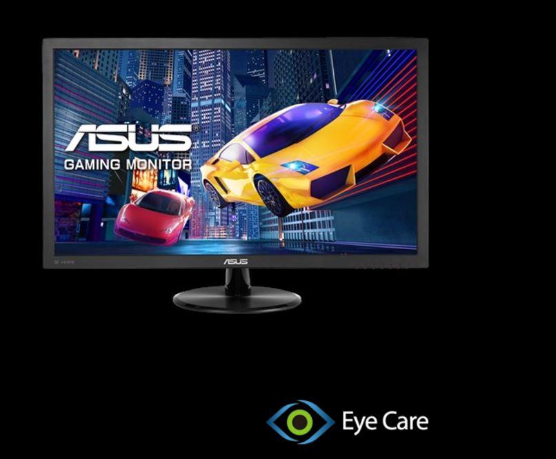 "ASUS, VP28UQG, Gaming, Monitor, -, 28, 4K, 1ms, Adaptive-Sync/FreeSyncâ""¢, Flicker, Free, Blue, Light, Filter,"