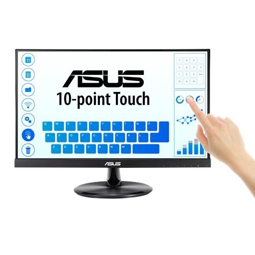 Asus, VT229H, 21.5IN, IPS, FHD, HDMI, DVI-D, DSUB, 3Y,