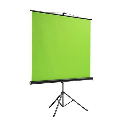Brateck, 92, 1.5cm, wide, GREEN, SCREEN, BACKDROP, TRIPOD, STAND,