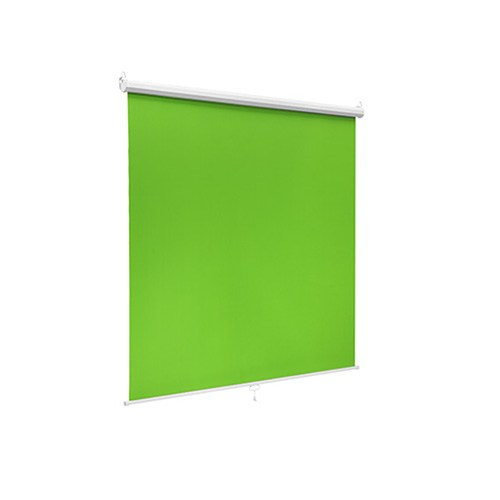 Brateck, 106, 1.8m, wide, WALL-MOUNTED, GREEN, SCREEN, BACKDROP,
