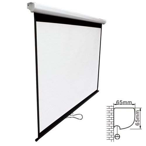 Brateck, Projector, Standard, Auto-lock, Manual, Projection, Screen-86''(1.72X1.3M), /(4:3, ratio),