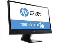 HP, E220T, 22, Touch, LED, 8ms, 16:9, 1980x1080, VGA+DP, USB, Tilt, Height, Pivot, Monitor, 3Yrs, (LS),