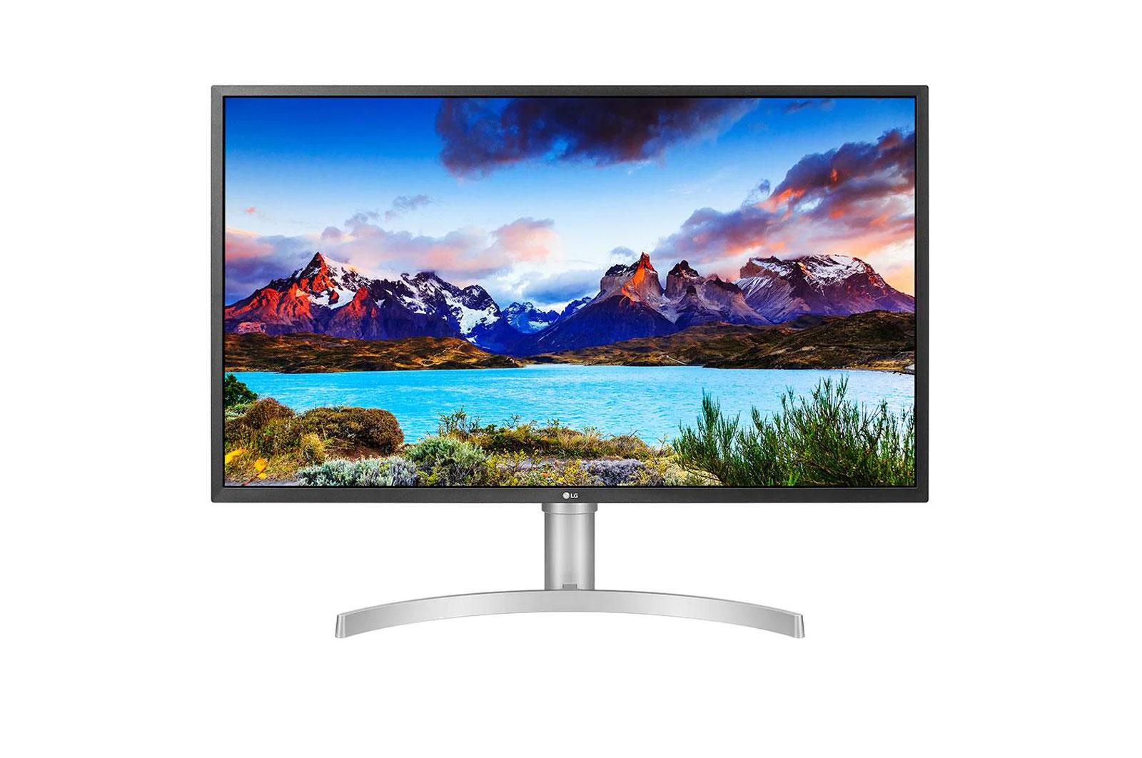 LG, 32, 4K, UHD, VA, Monitor,