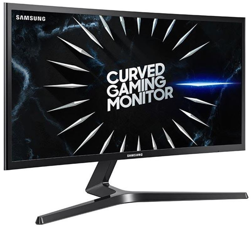 Samsung, LC24RG50FQE, 24, Inch, 144Hz, FHD, VA, Curved, FreeSync, Gaming, Monitor,