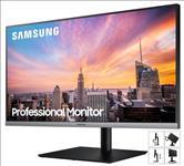 Samsung, 27, IPS, FreeSync, Monitor, FHD, 1920x1080, 16:9, 5ms, 75Hz, HDMI, DP, D-Sub, Height, Adjust, Tilt, Swivel, Pivot, VESA, LS27R650,